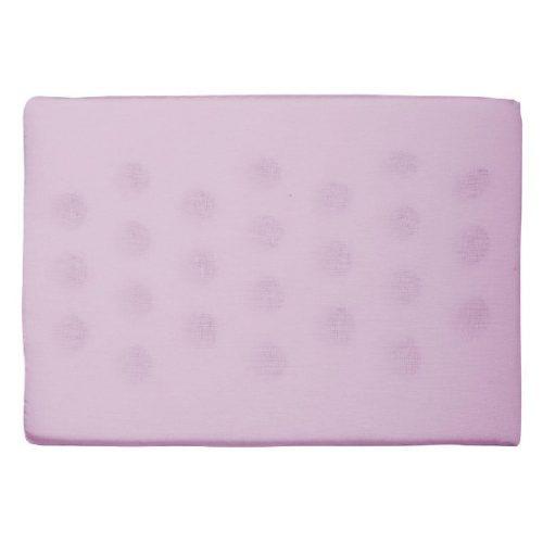 Travesseiro-Antissufocante-Liso-Bercinho-Rosa---Incomfral---Incomfral