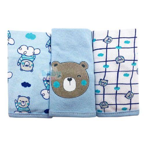 Kit-Pano-De-Boca-Urso-Azul-3un.---Bambi