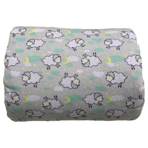 Edredom-Incomfral-Bambi-Malha-Estampado-Ovelhas