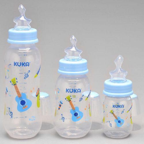 Kit-Mamadeira-Natural-Color-Azul-com-3-Unidades---Kuka