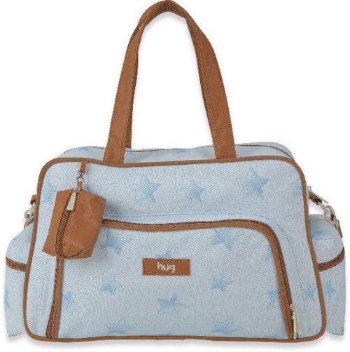 Bolsa-Maternidade-Céu-Estrelado-Azul-Bebê---Hug